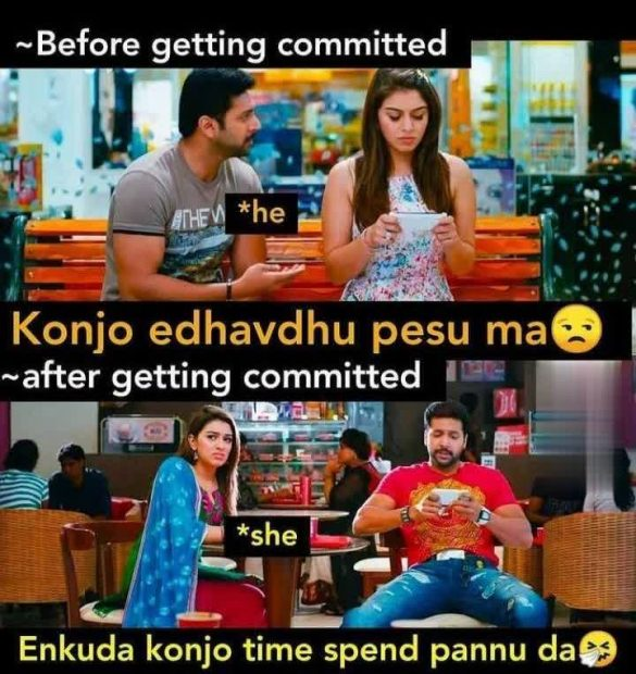 committed girls comedy